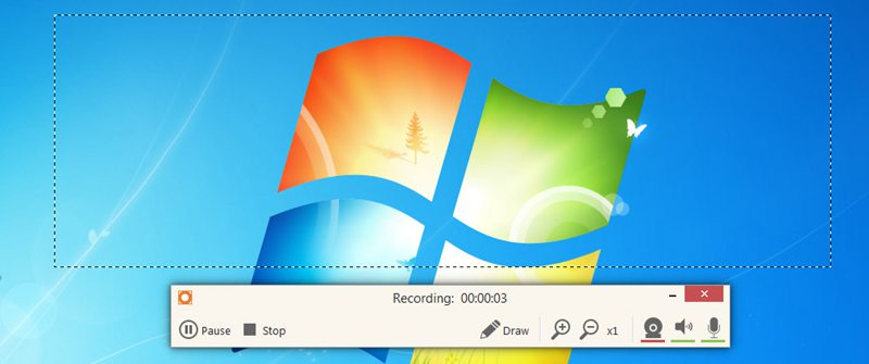 Icecream Screen Recorder 5.64