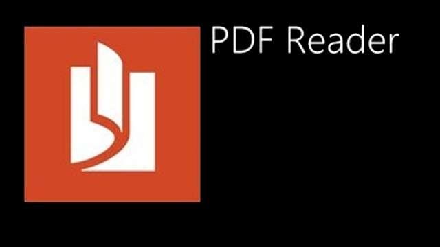 PDF Reader for Windows 7 1.2.2.2566