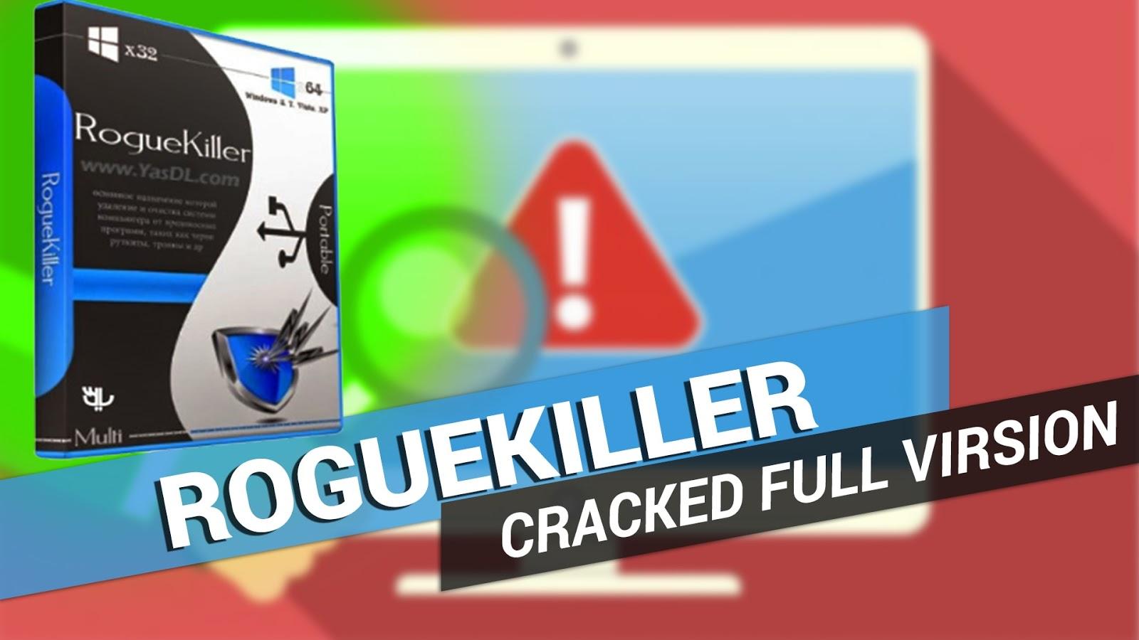 baixar roguekiller premium crackeado