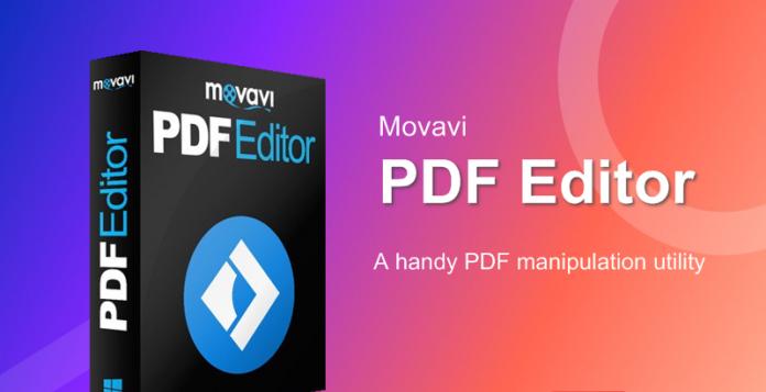 movavi pdf editor review